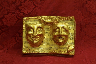 GOLD LEAF BOOK